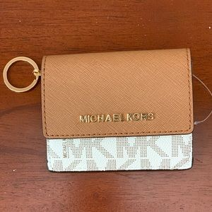Authentic Michael Kors Small Card Case